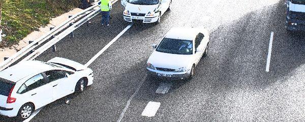 Definición y Tipos de Accidente de Tráfico