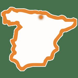 mapa provincia VIZCAYA