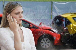accidente de tráfico cosas que hacer si lo sufres